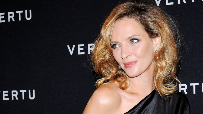 "Exclusive: Uma Thurman Coming To Broadway in Play by ""House of Cards ... Uma Thurman"