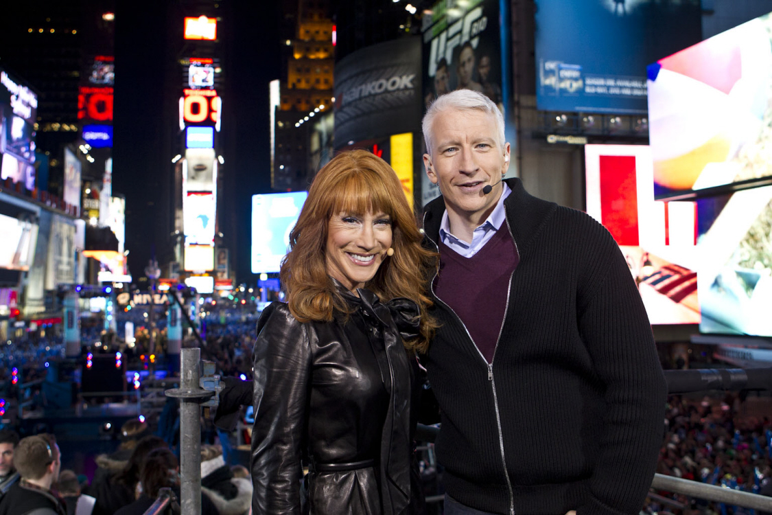 Image result for kathy griffin cnn anderson cooper