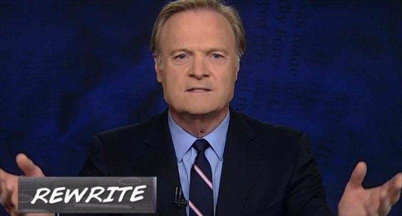 Lawrence O'Donnell emcees Welcome Home gala