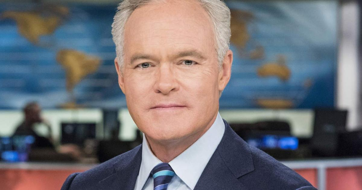 Pelley Signing Off As 'CBS Evening News' Anchor