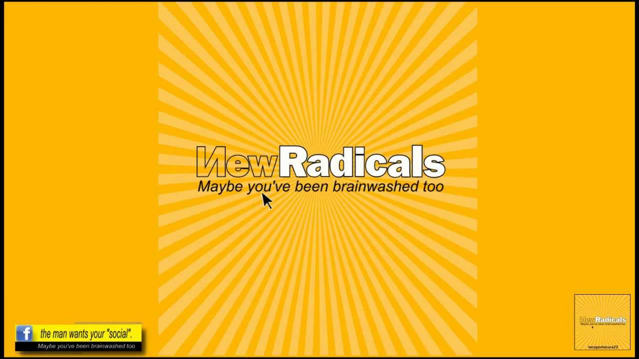 The Greatest Cult Album of the 90s, by the New Radicals ...