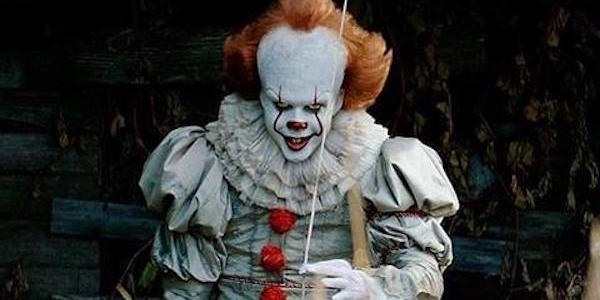 Not clowning around: IT scares up US box office record