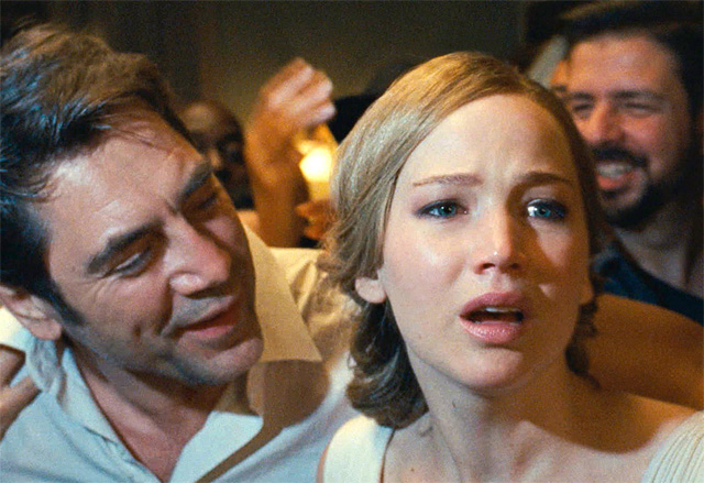 Jennifer Lawrence's First Reaction to 'Mother!' Was That It Went 'Too Far'
