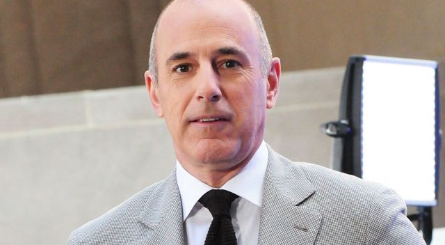 Shock matt lauer s today show contract terminated for - Matt today show ...