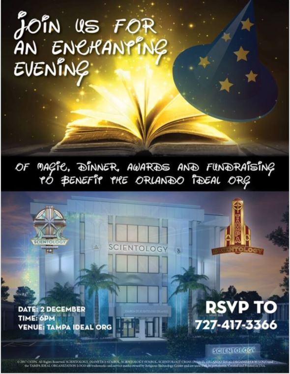 scientology disney looking ad